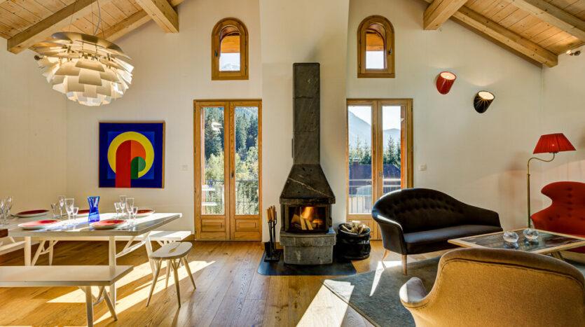 Apartment Season rentApartment Penthouse, chamonix accommodation, summer & winter season rentalal Chamonix
