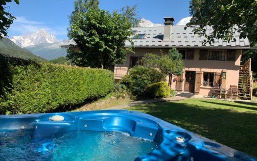 Chalet La Forge, chamonix accommodation, summer & winter season rental