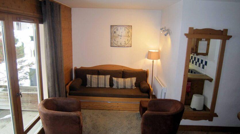floria a, chamonix accommodation, summer & winter season rental