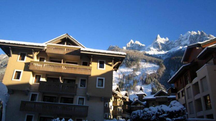 Season rental Chamonix Apartment