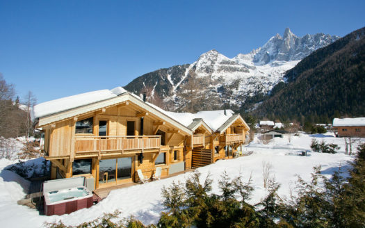 Chalet La Flegere , chamonix accommodation, summer & winter season rental