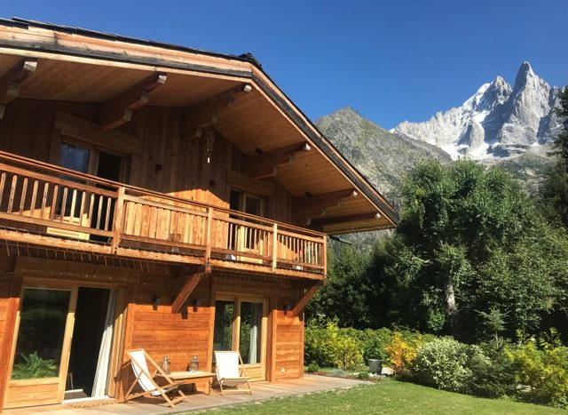 Chamonix season rental