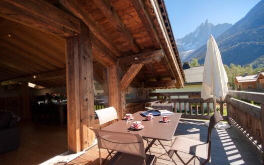 Winter season chamonix accommodation