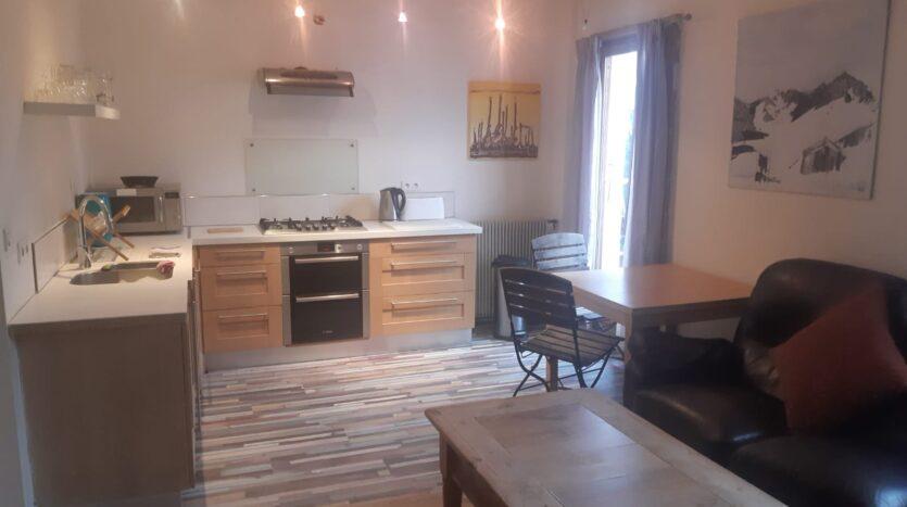 Apartment Lac Guillands, chamonix accommodation, summer & winter season rental