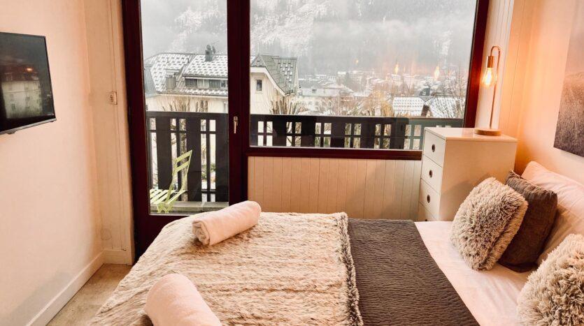 monthly rental apartment in chamonix