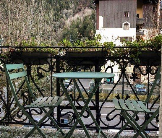 Apartment La Roseraie, chamonix accommodation, summer & winter season rental