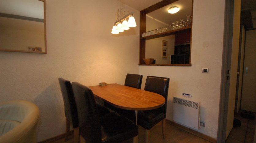 Grepon 4, chamonix accommodation, summer & winter season rental