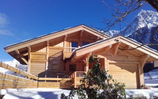 Season rental Chamonix