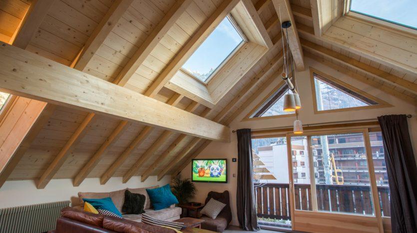 Chalet FreeSport, chamonix accommodation, summer & winter season rental