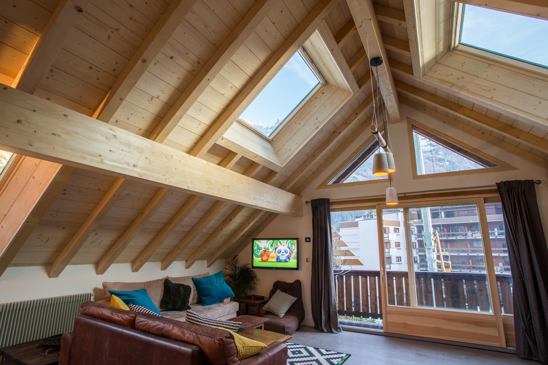 Apartment Vert Top Floor