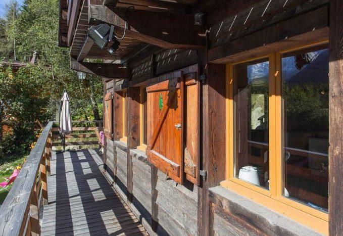 Chalet Flacon, chamonix accommodation, summer & winter season rental