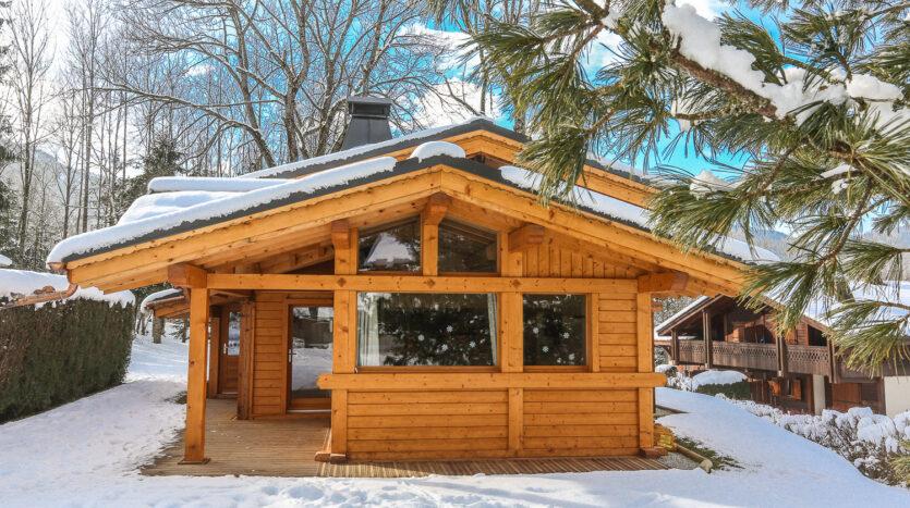 Chalet Bouquetin, chamonix accommodation, summer & winter season rental