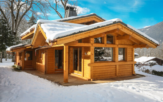 Chamonix winter season rental chalet