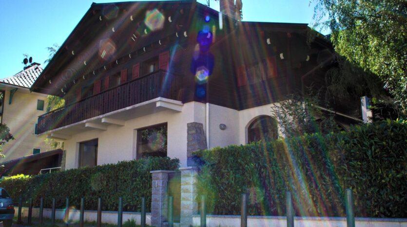 Chamonix season rental chaletChalet Paola, chamonix accommodation, summer & winter season rental