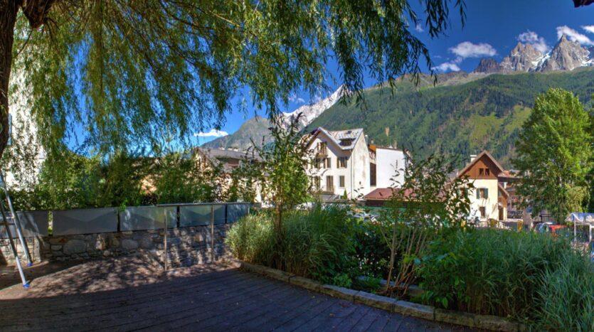 Chalet Paola, chamonix accommodation, summer & winter season rental
