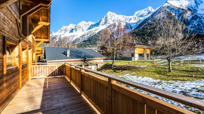 Chalet Du Pont, chamonix accommodation, summer & winter season rental