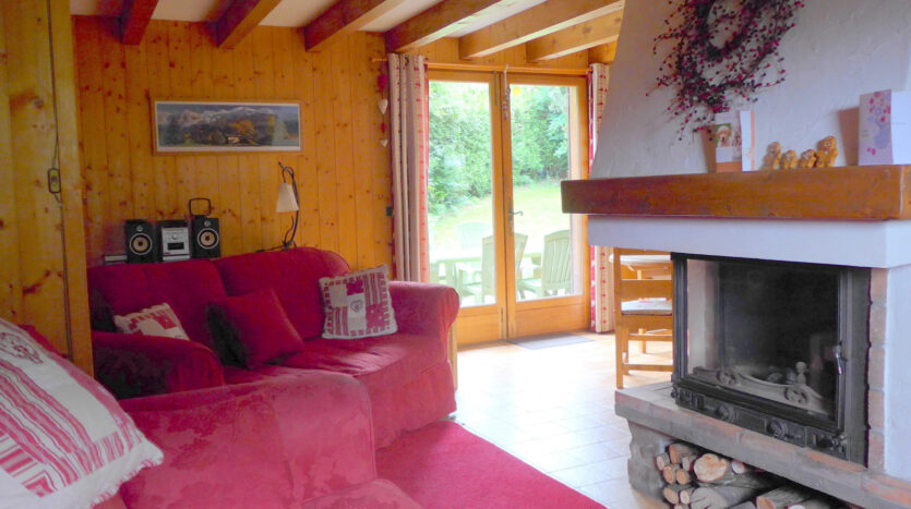 Chalet Bois de Neige, chamonix accommodation, summer & winter season rental