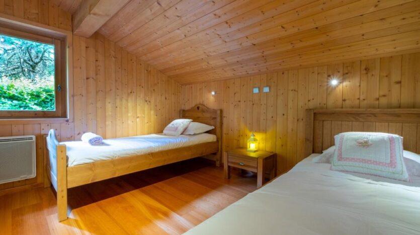 chalet wildi, chamonix accommodation, summer & winter season