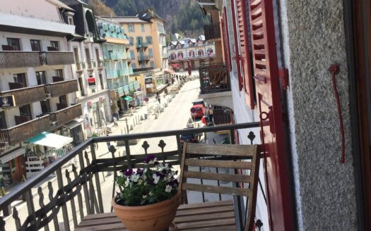 Chamonix season rental apartment