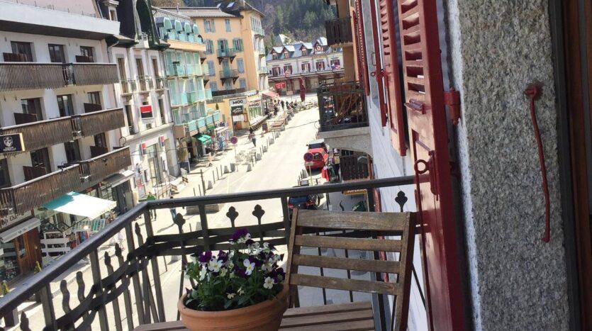 Chamonix season rental apartment