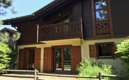 Chamonix annual or season rental in Les Praz Chamonix
