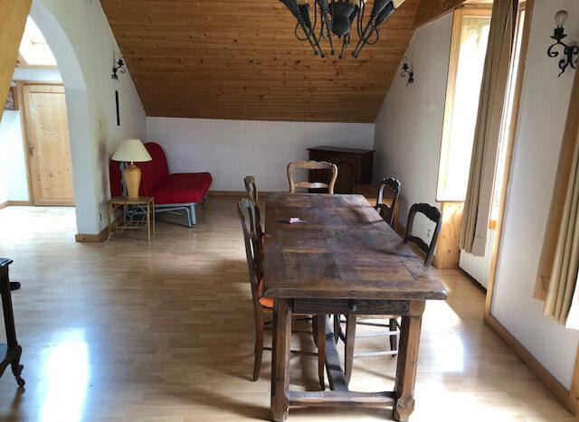 Chamonix apartment rental