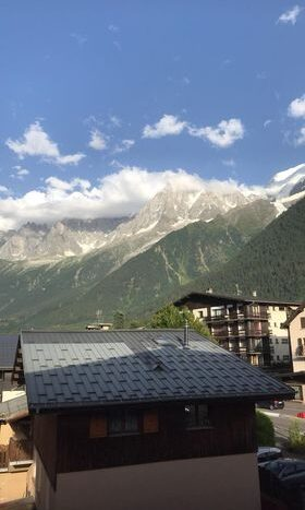 2 bedroom apartment in Les Houches for winter season, Chamonix