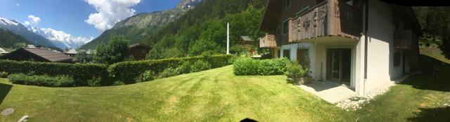 Chamonix season property in Mont Roc Seasonal Rental