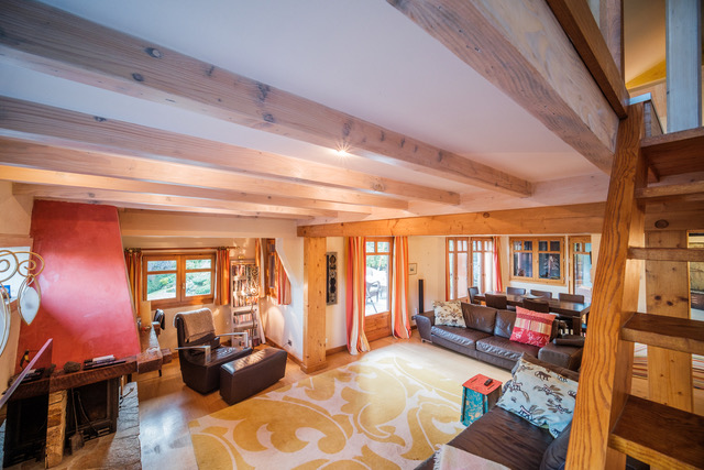 Les Houches Luxury Chalet Rentals for the Season